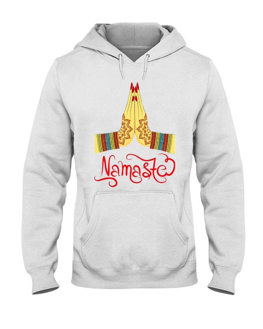 Namaste Hooded Sweatshirt