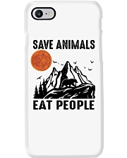 Save Animals Phone Case tile