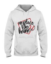 Noplace Like Home Hooded Sweatshirt thumbnail