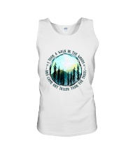 I Took A Walk In The Woods Unisex Tank thumbnail