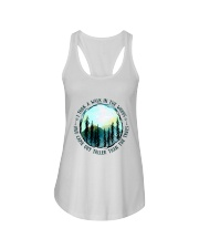 I Took A Walk In The Woods Ladies Flowy Tank thumbnail