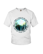 I Took A Walk In The Woods Youth T-Shirt thumbnail