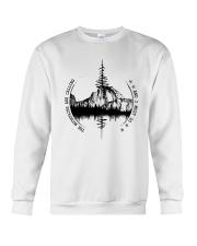 The Mountains Are Calling Crewneck Sweatshirt thumbnail
