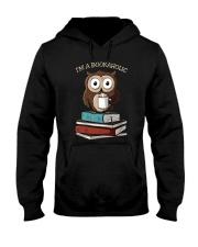 I Am A Bookaholic Hooded Sweatshirt thumbnail