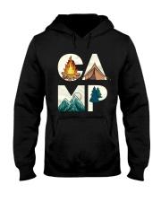 Camp Hooded Sweatshirt front