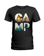 Camp Ladies T-Shirt thumbnail