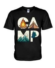 Camp V-Neck T-Shirt thumbnail