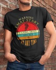 Talking About Hockey Classic T-Shirt apparel-classic-tshirt-lifestyle-26