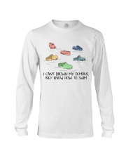 I Can't Drown My Demons Long Sleeve Tee thumbnail