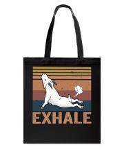 Goat Exhale Tote Bag thumbnail