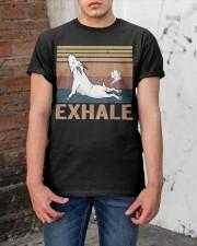 Goat Exhale Classic T-Shirt apparel-classic-tshirt-lifestyle-31