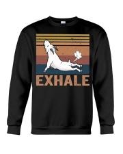 Goat Exhale Crewneck Sweatshirt thumbnail