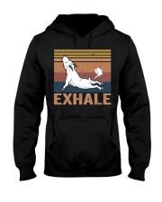 Goat Exhale Hooded Sweatshirt thumbnail