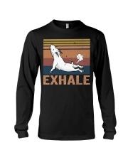 Goat Exhale Long Sleeve Tee thumbnail