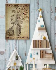 She Lived Happily Ever After 11x17 Poster lifestyle-holiday-poster-2