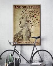 She Lived Happily Ever After 11x17 Poster lifestyle-poster-7