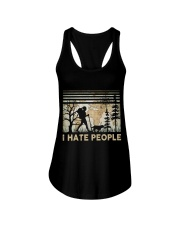 I Hate People Ladies Flowy Tank thumbnail