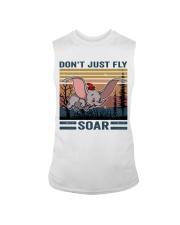 Don't Just Fly Soar Sleeveless Tee thumbnail