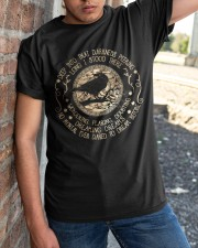 Deep Into That Darkness Classic T-Shirt apparel-classic-tshirt-lifestyle-27