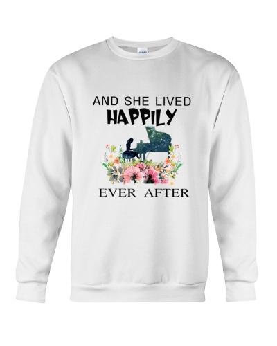 She Lived Happliy