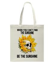 Be The Sunshine Tote Bag thumbnail