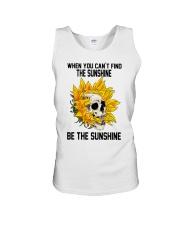 Be The Sunshine Unisex Tank thumbnail