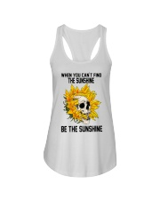 Be The Sunshine Ladies Flowy Tank thumbnail