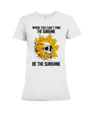 Be The Sunshine Premium Fit Ladies Tee thumbnail