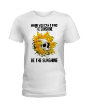 Be The Sunshine Ladies T-Shirt thumbnail