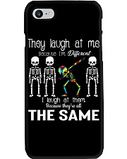 They Laugh At Me Phone Case thumbnail