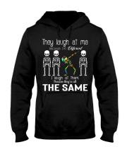 They Laugh At Me Hooded Sweatshirt thumbnail