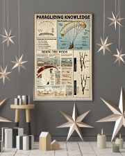 Paragliding Knowledge 11x17 Poster lifestyle-holiday-poster-1