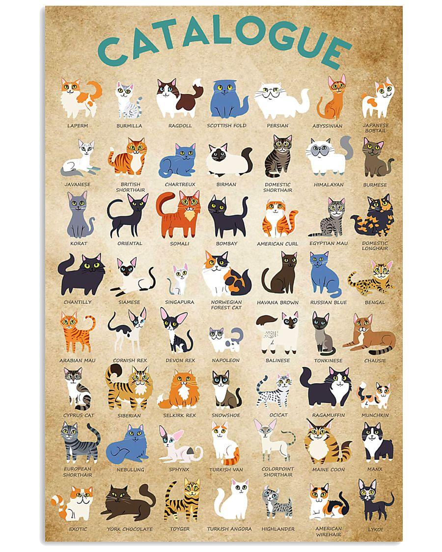 Catalogue 11x17 Poster