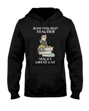 Behind Every Great Teacher Hooded Sweatshirt thumbnail