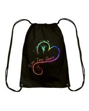 Live Love Dance Drawstring Bag thumbnail