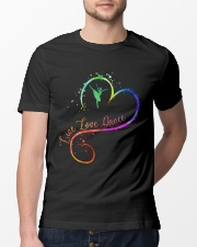 Live Love Dance Classic T-Shirt lifestyle-mens-crewneck-front-13
