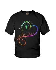 Live Love Dance Youth T-Shirt thumbnail