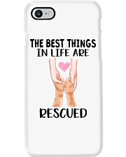 The Best Things In Life Phone Case thumbnail
