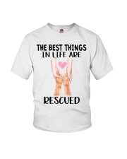The Best Things In Life Youth T-Shirt thumbnail