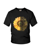 I Was Born To Be A Teacher Youth T-Shirt thumbnail