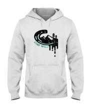 Stay Wild Hooded Sweatshirt front