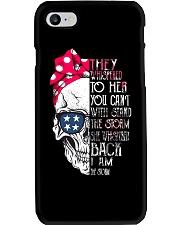 I Am Storm Phone Case thumbnail