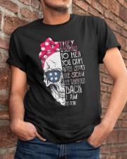 I Am Storm Classic T-Shirt apparel-classic-tshirt-lifestyle-26