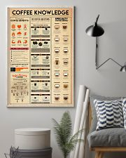 Coffee Knowledge 11x17 Poster lifestyle-poster-1