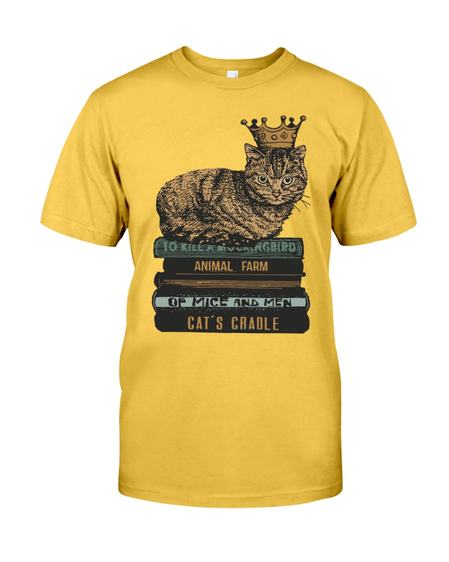 Cat's Lady Classic T-Shirt