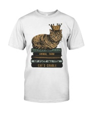 Cat's Lady Premium Fit Mens Tee tile
