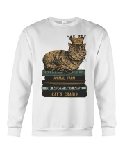 Cat's Lady Crewneck Sweatshirt thumbnail
