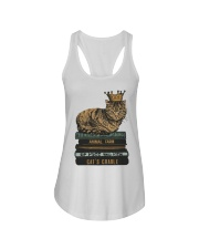 Cat's Lady Ladies Flowy Tank tile