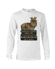 Cat's Lady Long Sleeve Tee thumbnail