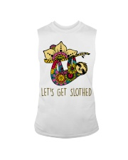 Let Get Slothed Sleeveless Tee thumbnail